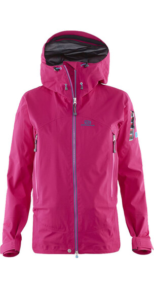 Elevenate W's Bec de Rosses Jacket Cerise